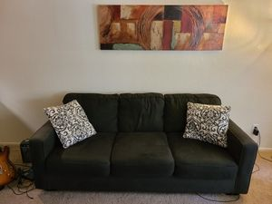 Couch with coffee table for Sale in Tempe, AZ