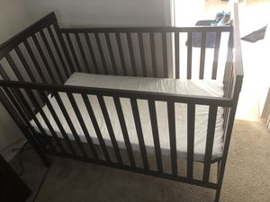 Baby Crib and Changing table for Sale in Combine, TX