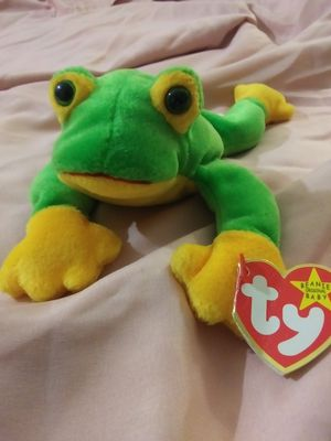 Smoochy Original Beanie Baby for Sale in Columbia, SC