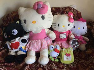 Hello kitty collection for Sale in Manassas, VA