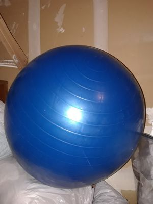 Workout ball for Sale in Federal Way, WA