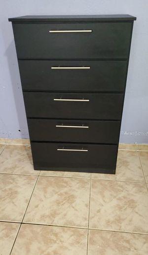Black chest. New for Sale in Miami, FL