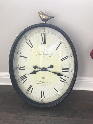 Pier 1 Antique Clock for Sale in Tampa, FL