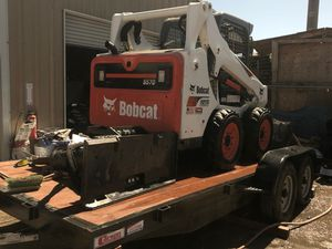 2017 BOBCAT SKID STEER LOADER for Sale in San Diego, CA