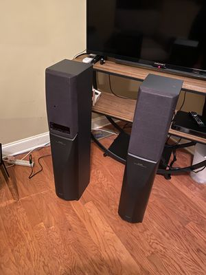 Sony SA-VA15 Standing Surround Sound Pair for Sale in Nashville, TN