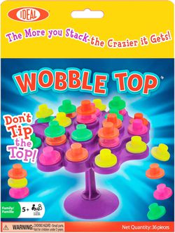 Ideal Wobble Top Game for kids children toddlers for Sale in San Diego,  CA