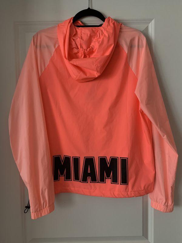 Victoria's Secret VS Pink rain jacket w/tags