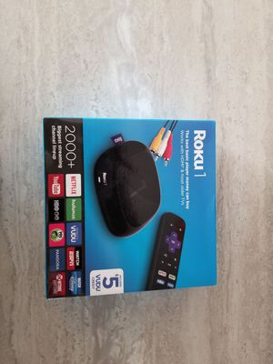 2 Roku 1's used for a year 15 bucks each. for Sale in Lovettsville, VA