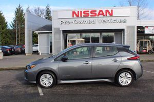 2019 Nissan Leaf for Sale in Puyallup, WA