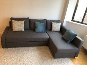 Sofa (bed) in great condition for Sale in Arlington, VA