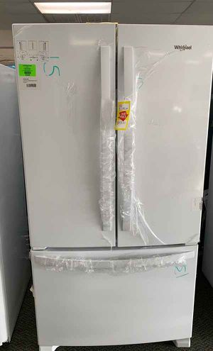 BRAND NEW WHIRLPOOL WRF535SMHW REFRIGERATOR HCVG for Sale in Rancho Palos Verdes, CA