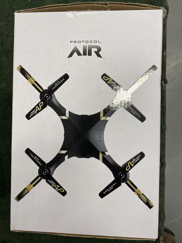 Drone, Protocol Videodrone AP