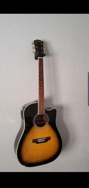 Electric Acoustic Guitar (Carlo Robelli) for Sale in Las Vegas, NV
