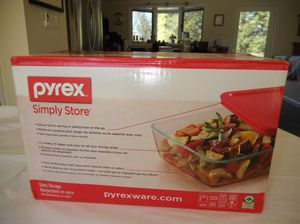 Pyrex simple store for Sale in Wheaton, MD