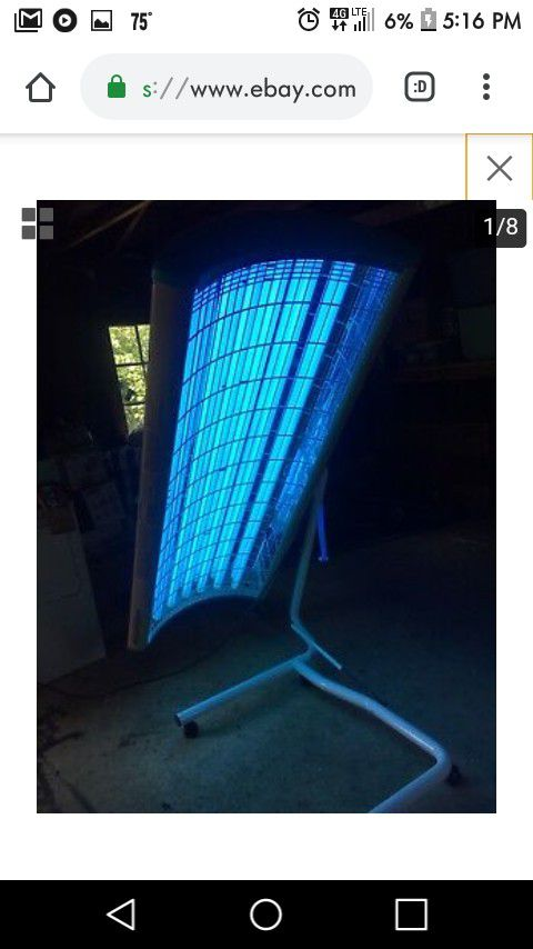 Sun quest tanning bed 275.00 if before the weekend