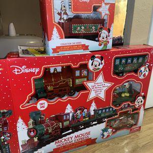 Brand New (Mickey's train) Plus Goofy Add On! for Sale in Buena Park, CA