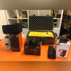 Sony A7iii Digital Camera for Sale in Goldsboro,  NC