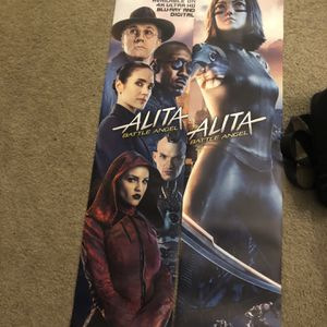 Various Movie Posters: Disney,DC, Marvel, Action Etc for Sale in Anaheim, CA