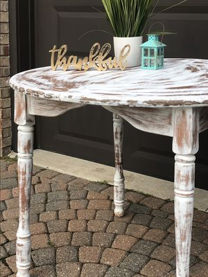 Distressed Dinette Table for Sale in Clinton Township, MI