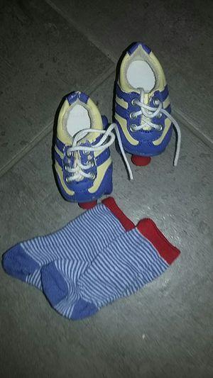 American Girl Doll Julie Skates & Socks Set for Sale in Costa Mesa, CA