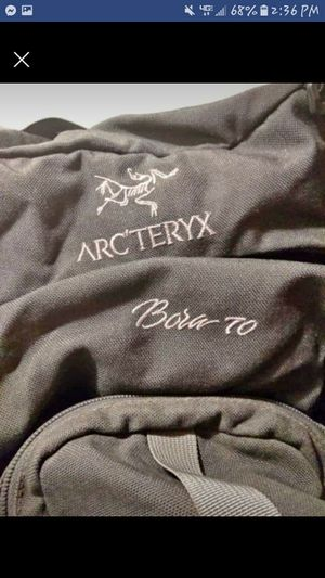 arc'teryx bora 70 hiking backpack for Sale in Syracuse, UT