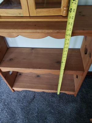 Shelf and small match corner shelf for Sale in Goshen, IN
