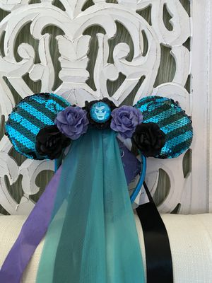 Brand New MMMA Haunted Mansion Minnie Ears for Sale in Wesley Chapel, FL