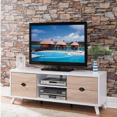 TV Stand Contemporary Style