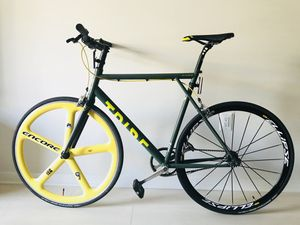 Custom Tribe Single Speed Bicycle for Sale in Silver Spring, MD