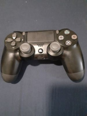 BLACK PS4 CONTROLLER $30 PICK UP IN HENDERSON for Sale in Henderson, NV