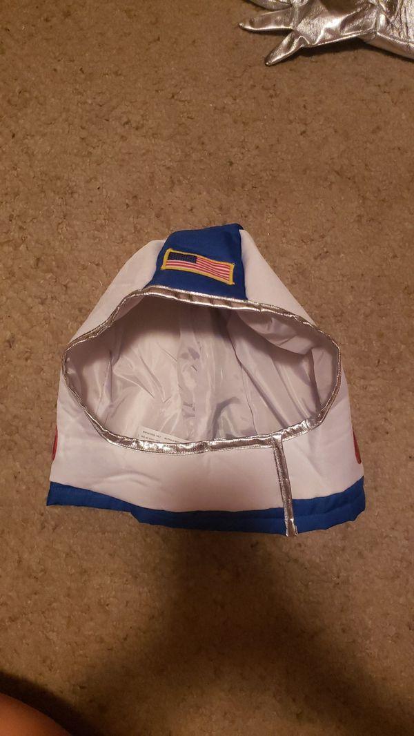 4T-5T astronaut costume