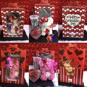 🎁🌹🧸 Rose Bear 10in, Starbucks Cups, Galaxy Rose 🌹, ❤️ Perfect Valentines Day Gift 🎁. 👇🏻 👇🏻 Please Read 👇🏻👇🏻 for Sale in South Gate, CA
