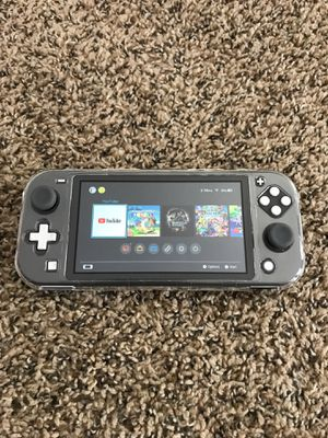 Nintendo Switch Lite Gray for Sale in Sedro-Woolley, WA