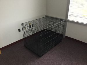 "42"" dog crate for Sale in Clinton, MD"