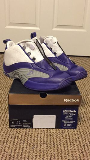 Reebok Answer IV PE for Sale in Troy, IL