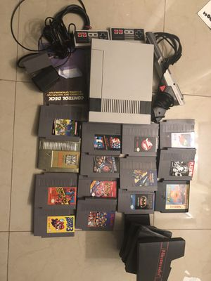 Nintendo and games for Sale in West Palm Beach, FL