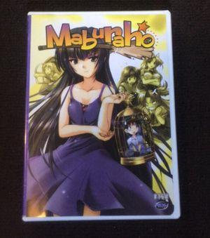 Anime Maburaho DVD for Sale in North Providence, RI