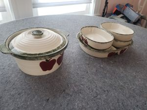 Stoneware Bakeware Set for Sale in Saugus, MA