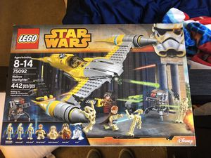 Lego 75092 Naboo Starfighter Sealed new. Retired Set for Sale in Orange, CA