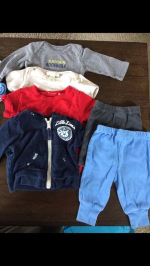 NB and 0-3month Baby Boy clothes Bundle for Sale in Battle Ground, WA