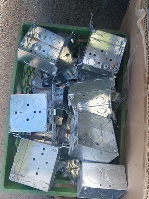 """eléctrico 4"""" boxes for Sale in Phoenix, AZ"""