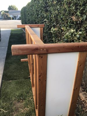 (2) Twin sized bed frames for Sale in Santa Fe Springs, CA
