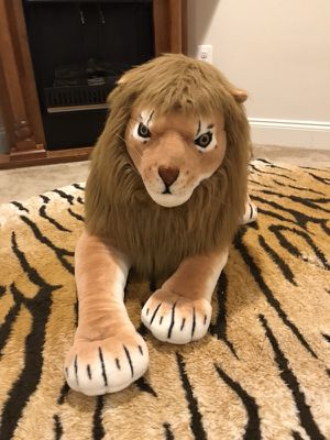 Plush lion toy for Sale in Ashburn, VA