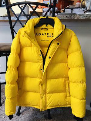 Bagatella Bright Yellow Parka size S for Sale in Naperville, IL