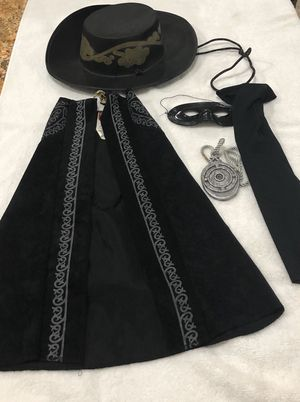 Boy's Zorro Costume Accessories for Sale in National City, CA