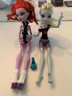 Monster high dolls for Sale in Stoughton, MA