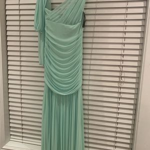Women's Prom Dress Size Medium Mint Green for Sale in Auburn, WA