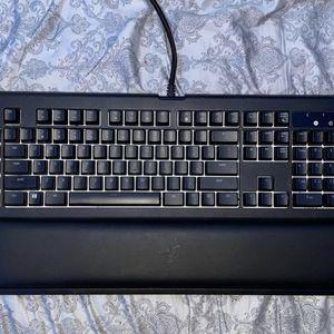 Black Widow Chroma V2 Keyboard for Sale in San Jose, CA