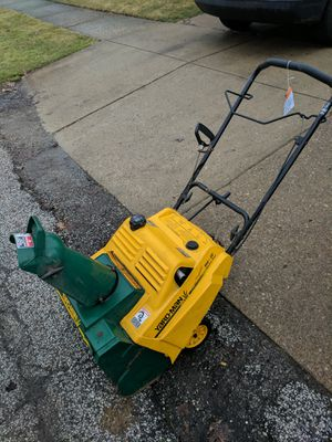 Craftsman push lawn mower for Sale in Medina, OH - OfferUp