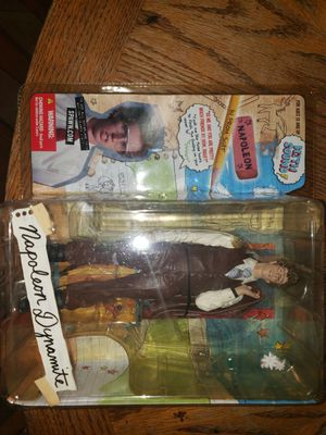 Napolean Dynamite Mcfarlane Action Figure for Sale in Molalla, OR